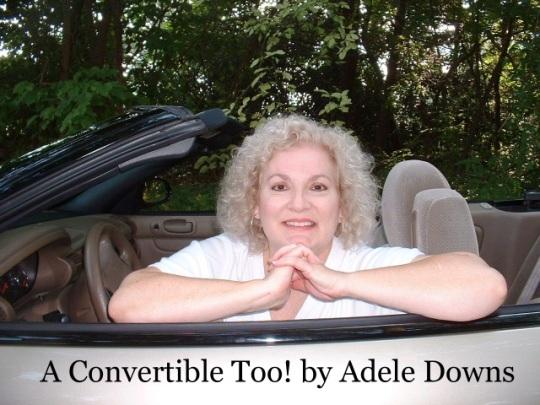 AdeleDownsAConvertibleToo