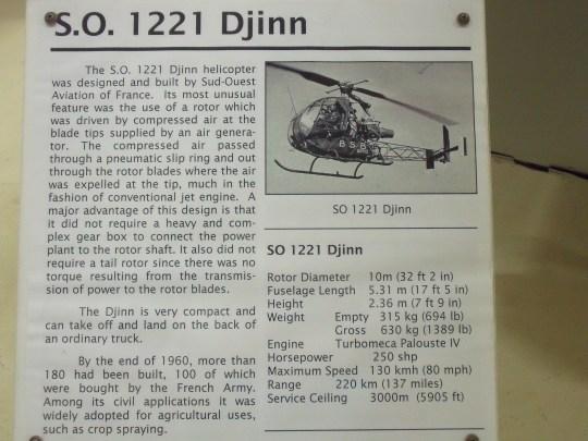 helicoptermuseumdjinninfo