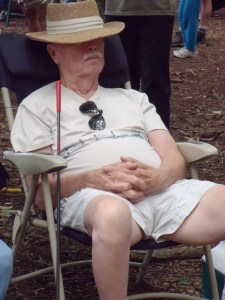 A Long Day at the Old Fiddler's Picnic