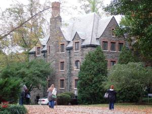 Picturesque Rosemont College in Pennsylvania