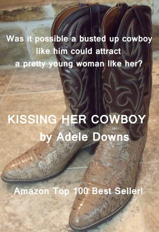 kissinghercowboybootspromo