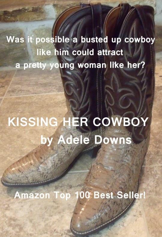 kissinghercowboybootspromo