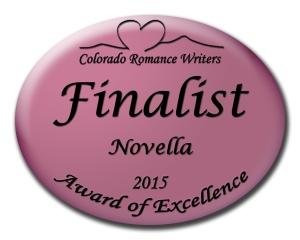 Finalist Medallion-Novella