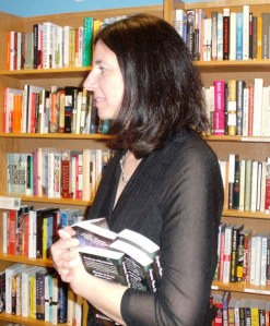 Founding member author Kate Forest
