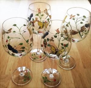 handpaintedglasses
