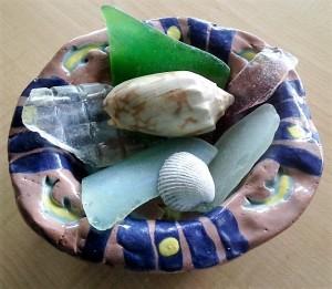 seaglassinpotterydish